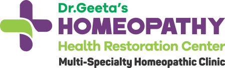 Welcome To Dr. Geeta's Homeopathy Health Restoration Center